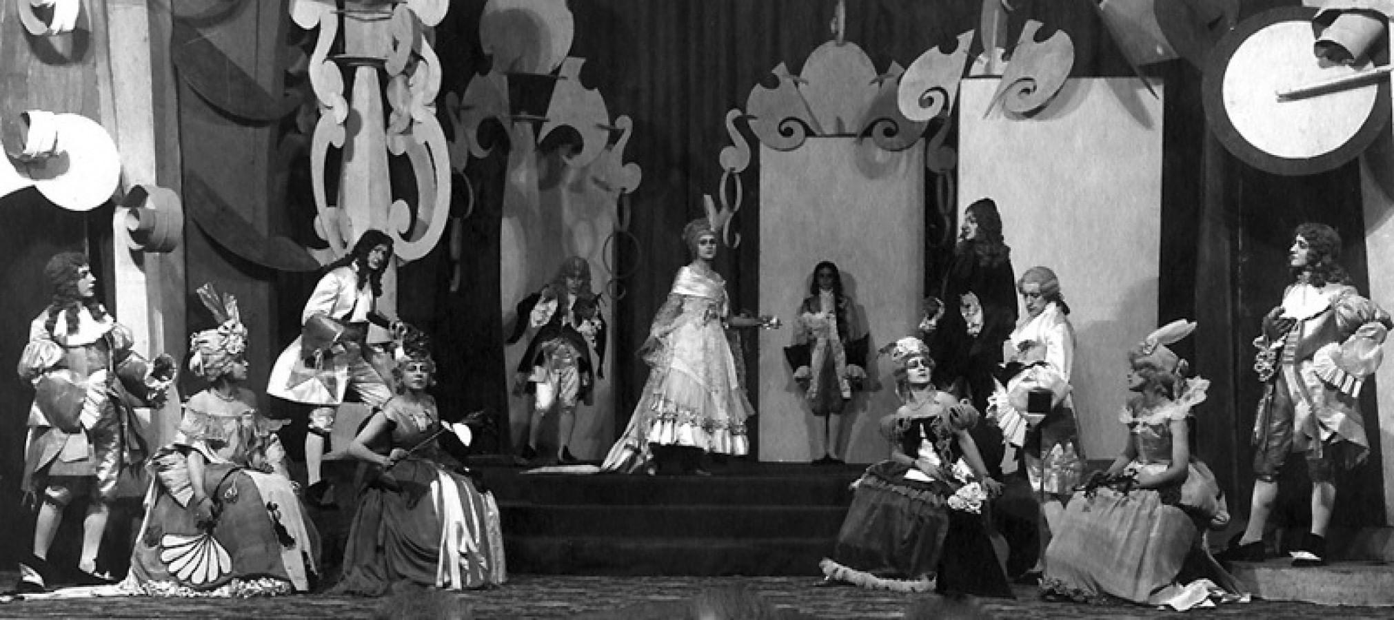 Спектакли Камерного театра
