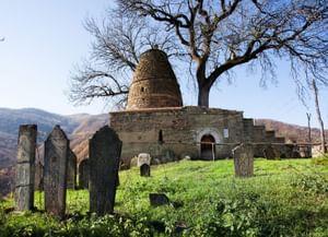 Крепость-село Кала-Корейш в Дагестане