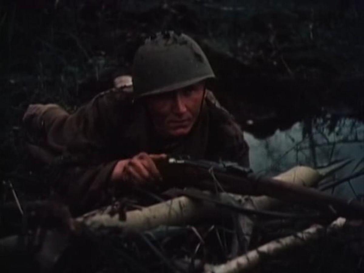 Кадры из фильма «Сашка»