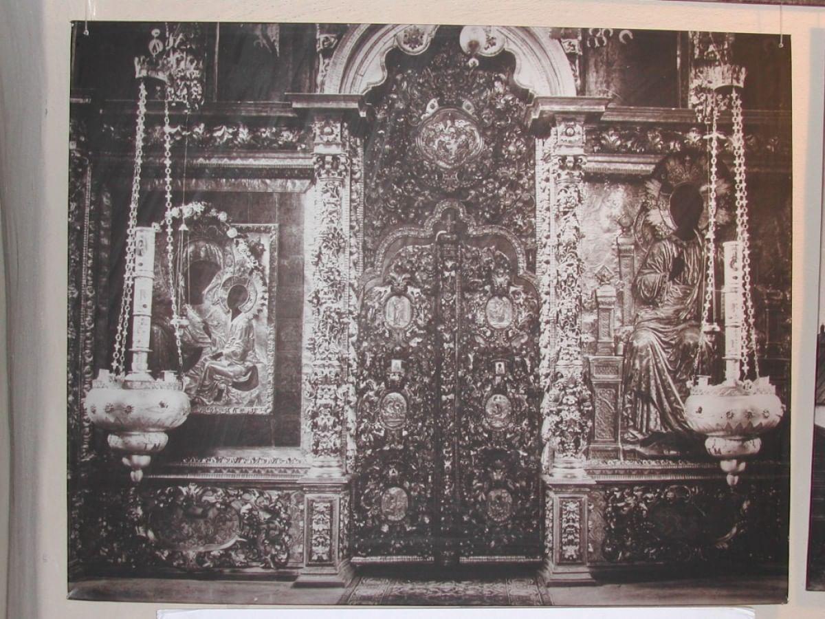 500-летие Успенского собора Тихвинского Богородичного Успенского мужского монастыря