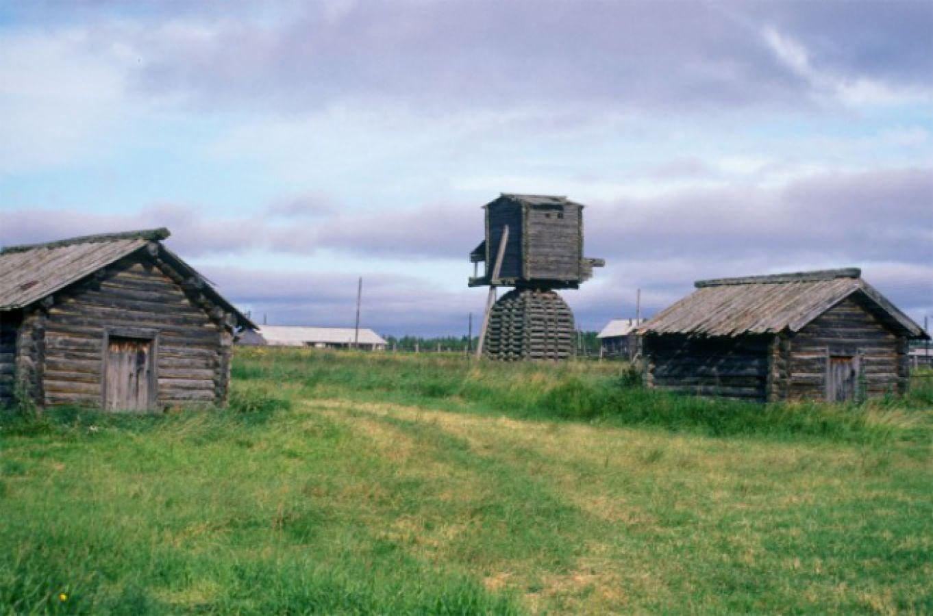 «Северные мельницы» в Кимже