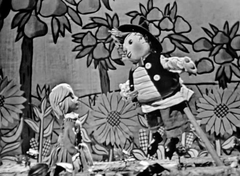 Фрагменты кукольного спектакля «Волшебник Изумрудного города» (1968)