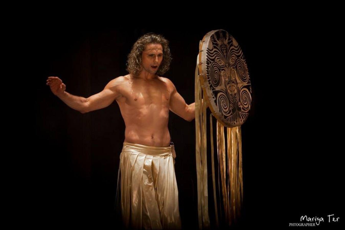 Театр Романа Виктюка сыграл новую версию спектакля «Федра».