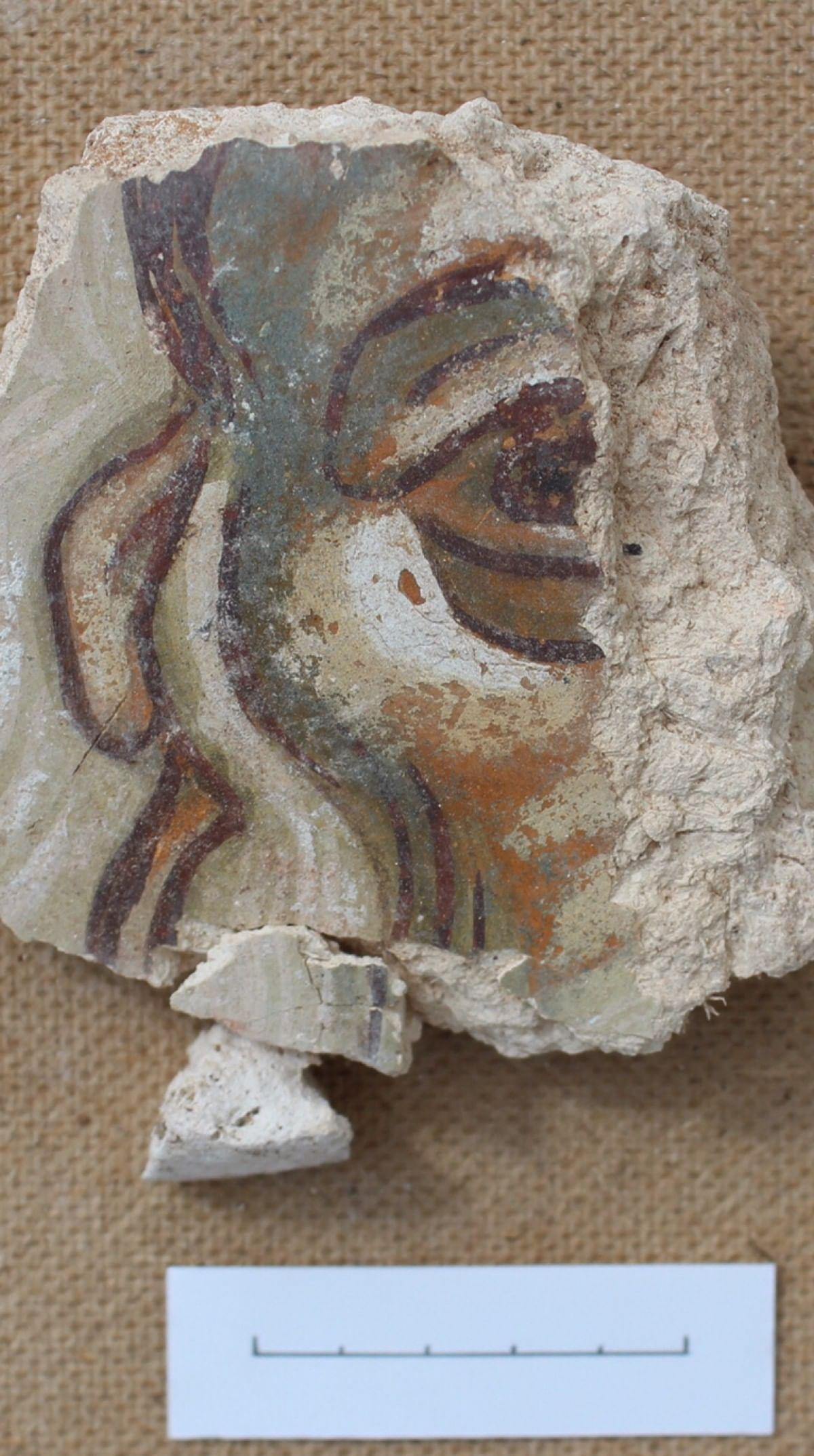 Предметы, найденные при раскопках в Георгиевском соборе