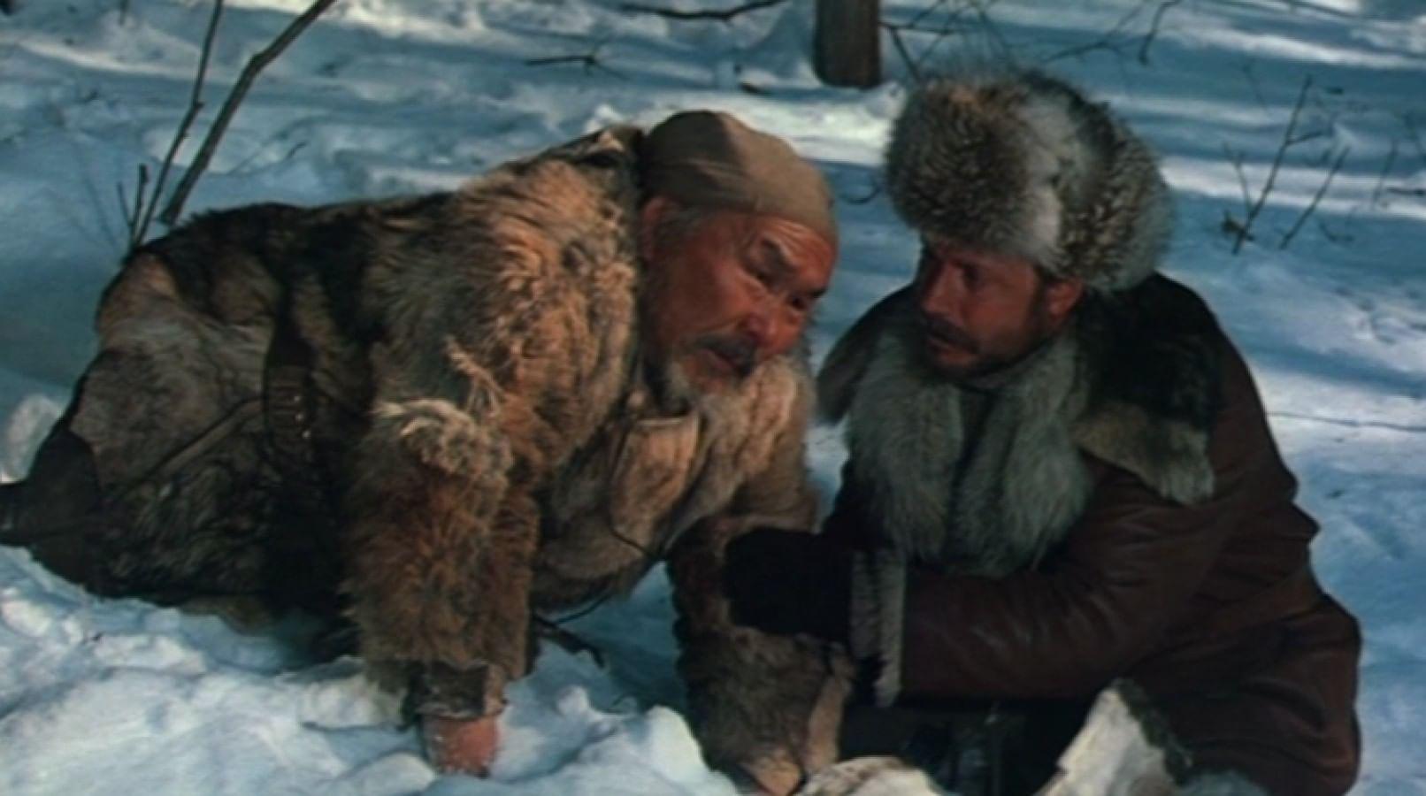 Кадры из фильма «Дерсу Узала»