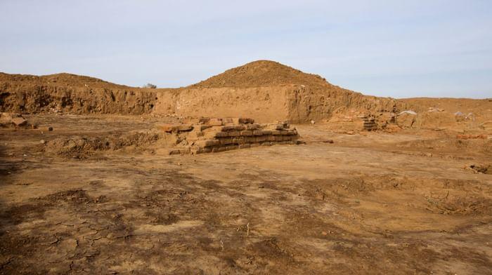 Музейный археологический комплекс «Селитренное городище»