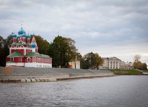 Ансамбль Угличского кремля