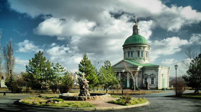 Церковь Сурб-Хач в Ростове-на-Дону