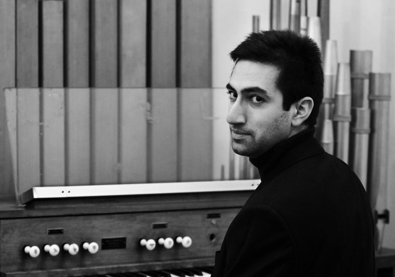 Конкурс исполнителей органной музыки имени Микаэла Таривердиева