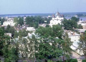 Ошевенск