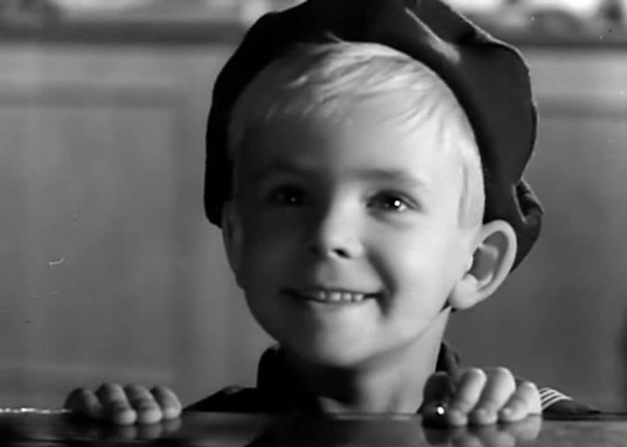 Кадры из фильма «Сережа»