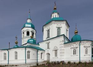 Исторический центр Енисейска