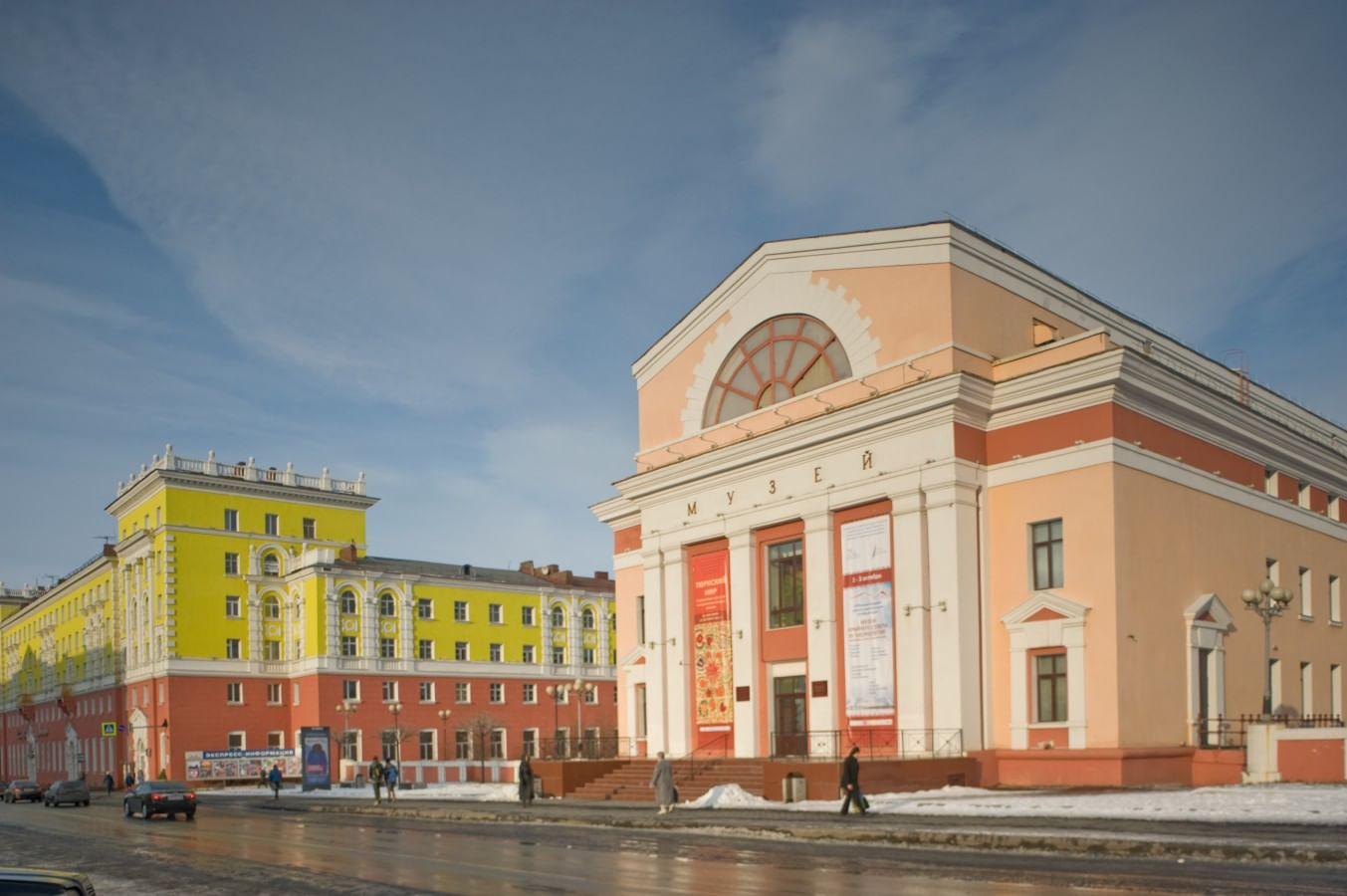 Норильск. Фото: Уильям Брумфилд