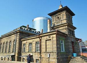 Соборная мечеть в Иркутске