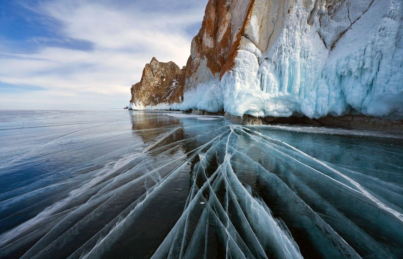 Озеро Байкал. Фотография: baikal-media.ru