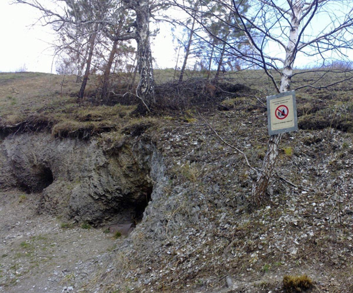 Айдашинская пещера (Девичья Яма) в Краснодарском крае