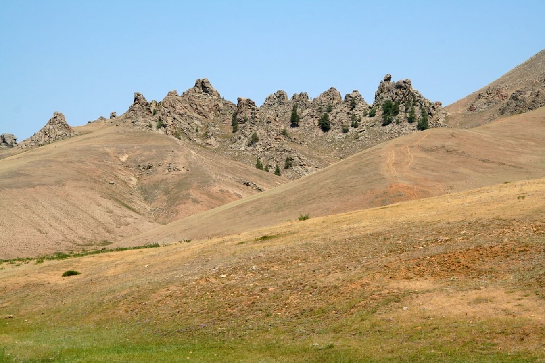 Баргузинская долина в Республике Бурятия