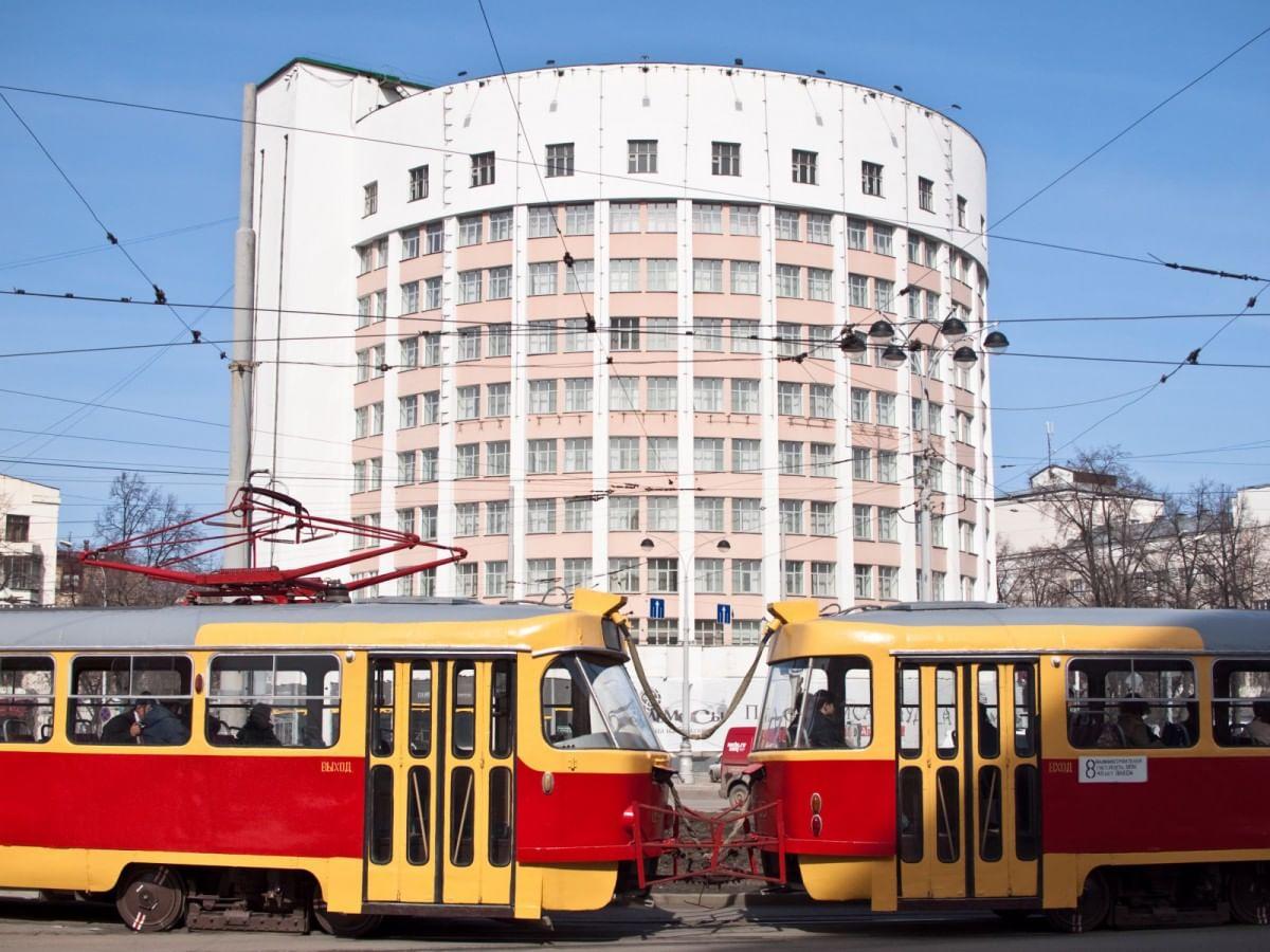 Гостиница «Исеть» (Жилой комбинат НКВД)