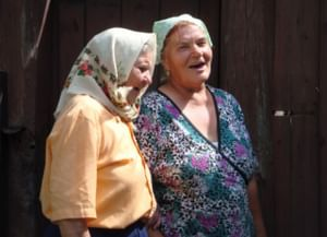 Певческое искусство Екатерины Миновны Сушковой из деревни Веприн Клинцовского района Брянской области