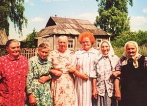 Лирические песни Духовщинского района Смоленской области