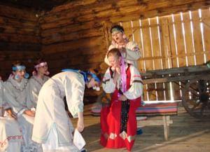 Свадебный обряд, песни и причитания Сланцевского района Ленинградской области