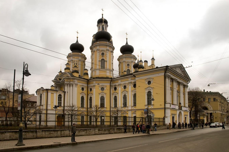 Собор Иконы Божией Матери Владимирская в Санкт-Петербурге