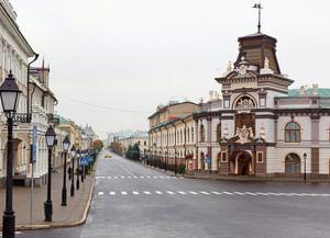 Виртуальная прогулка по Казани