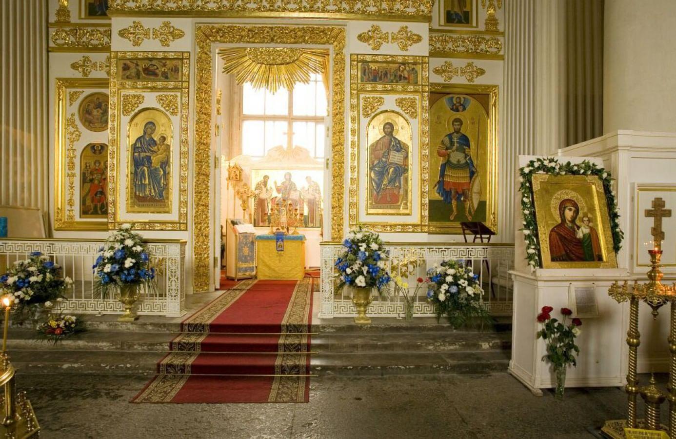 Собор Святой Живоначальной Троицы лейб-гвардии Измайловского полка