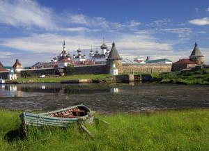 Соловецкие острова, Спасо-Преображенский Соловецкий ставропигиальный мужской монастырь