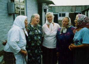 Свадебный обряд села Безгодовка Валуйского района Белгородской области