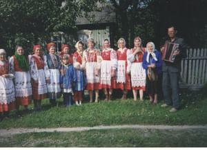 Хороводная традиция деревни Лутна Клетнянского района Брянской области