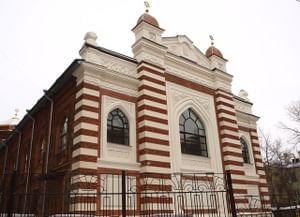 Старая синагога г. Воронеж