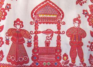 Традиционная свадьба в междуречье Клязьмы и Оки (Владимирская область)