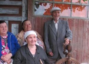 Рождественские обряды «обход коляды» и «вождение лошади» в с. Пады Панинского района Воронежской области