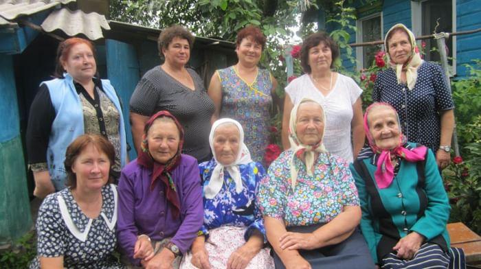 Свадебный обряд села Дареевичи Стародубского района Брянской области