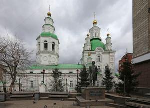 Собор Покрова Пресвятой Богородицы в Красноярске (Покровский собор ; Богородицкий собор)