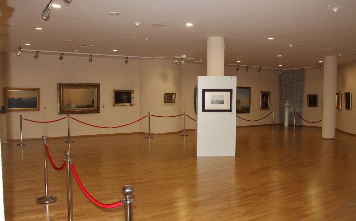 Новая экспозиция художественного музея Ханты-Мансийска
