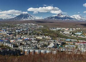 Петропавловск-Камчатский отмечает День города