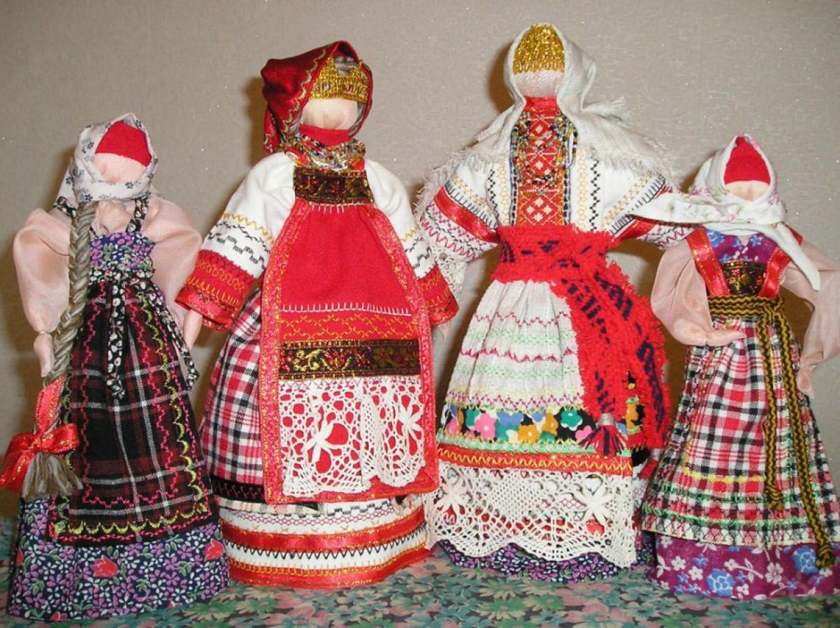 Куклы-обереги. Желанница