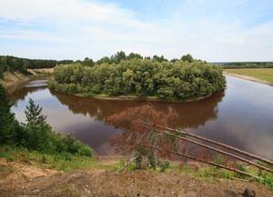 Окунево в Омской области
