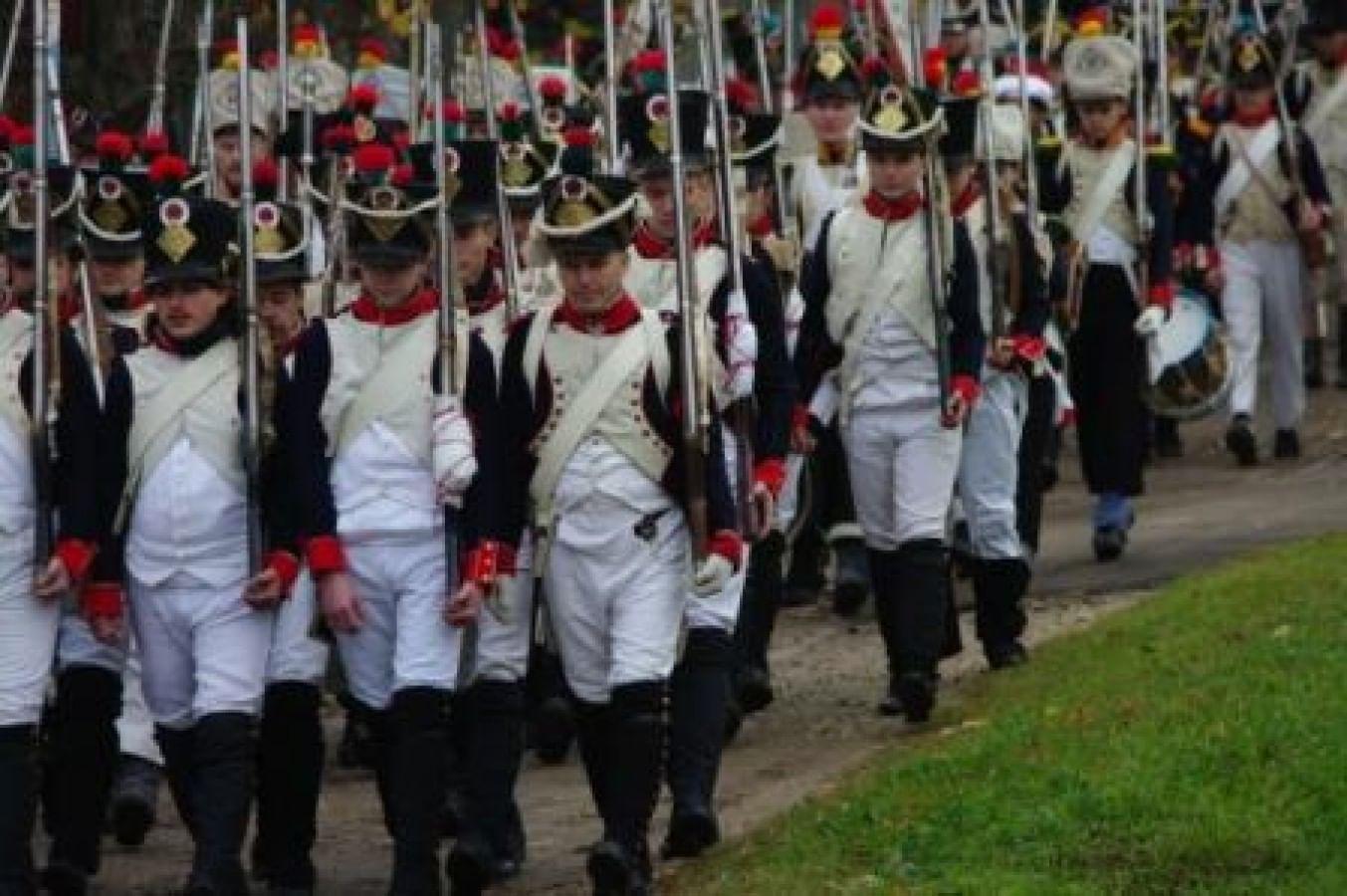 Военно-исторический фестиваль «День Малоярославецкого сражения»