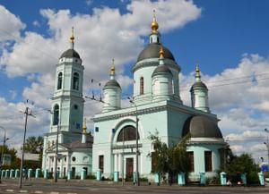 Церковь Сергия Радонежского (Троицы Живоначальной) в Москве