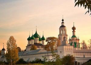 Толгский женский монастырь в Ярославле