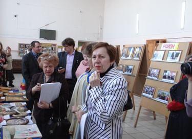 Ночь искусств в МКУ СКЦ Кыштовского района