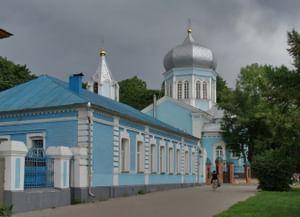 Храм Успения Божией Матери и Великомученика Никиты