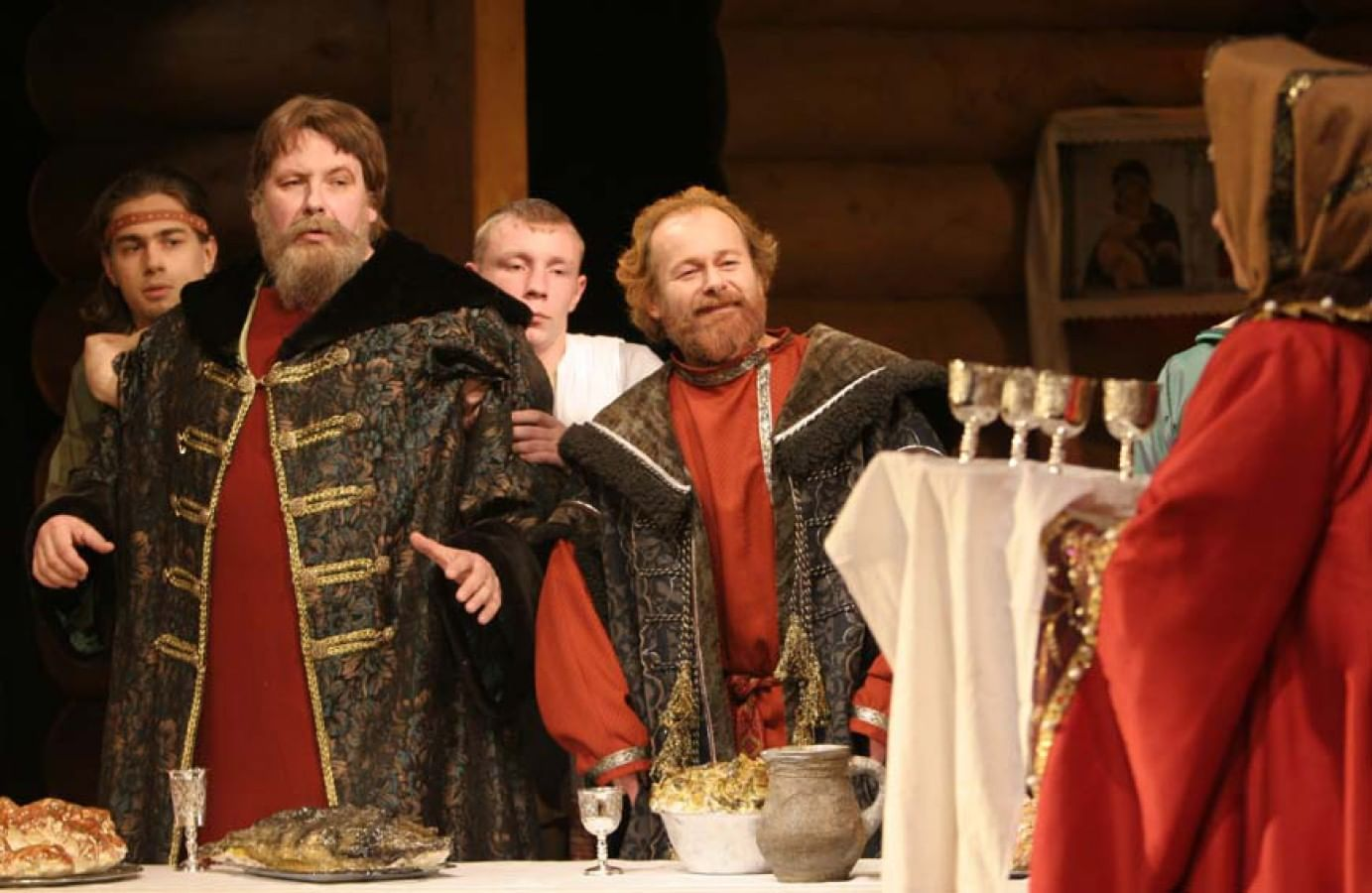 Спектакль «Комедь XVII века»