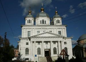 Собор Казанской иконы Божией Матери в Ярославле