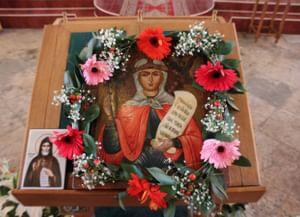 Святая Параскева, нареченная Пятница
