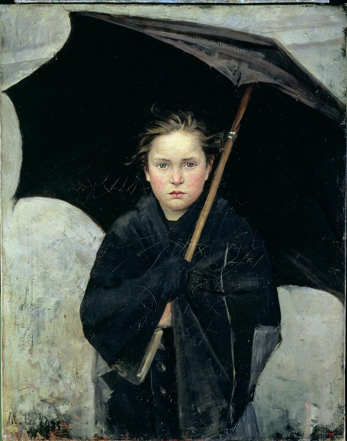 М. Башкирцева. Картины 1