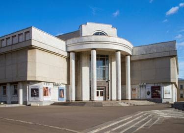Постоянная экспозиция «Русское искусство XVIII − начала XX века»